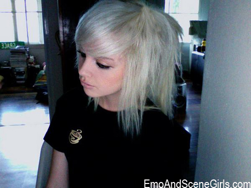 Emo Webcam Girl